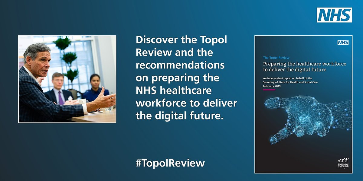 NHS HEE's photo on #topolreview