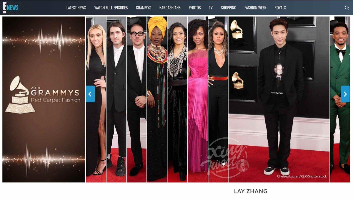 🏆NAMANANA🇨🇳레이나's photo on 4 Grammys