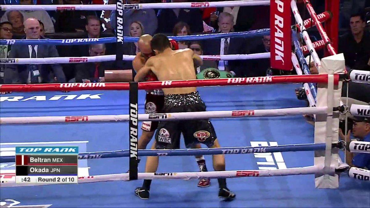 Top Rank Boxing's photo on Okada