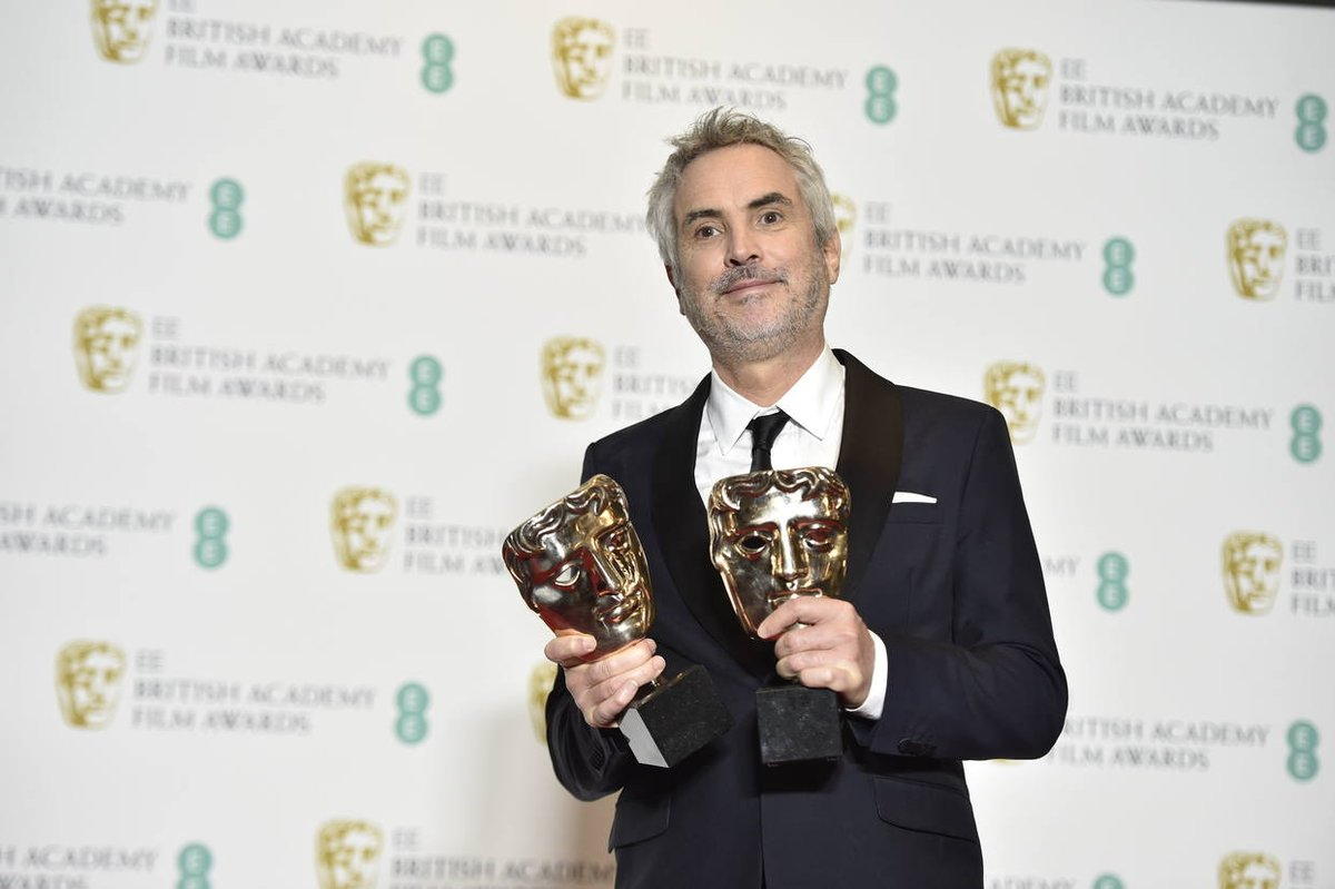 El Nacional's photo on bafta 2019