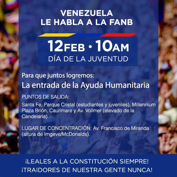 Maduro: Si algo me pasa, ¡retomen el poder y hagan una revolución más radical! - Página 7 DzFlGbVX0AEfDdD