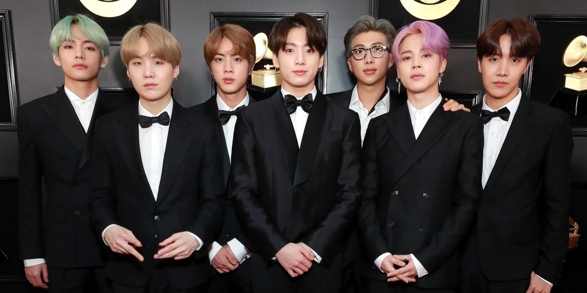 Literally Just an Appreciation Post for @BTS_twt's Complete FIRE #Grammys Looks 🔥 https://t.co/yV32GX6HSa #BTSARMY