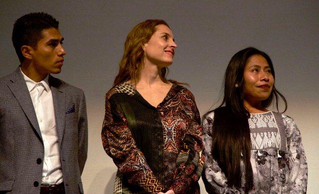 Villamil Informa's photo on Premios Bafta