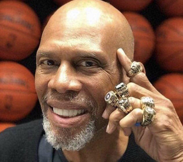 Check out one of a kind items like game worn jerseys and Championship rings from the personal collection of the one and only Kareem Abdul Jabbar! Only at http://goldinauctions.com  #NBAAllStar⁠ ⁠ #NBA⁠ ⁠ #kareem