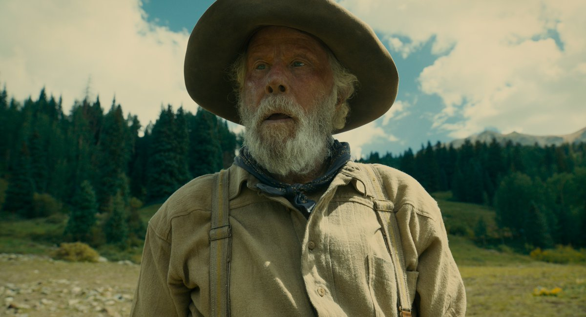 """In honor of the #Grammys TOM WAITS ""The Ballad  of Buster Scruggs"" (2018) - dir. Joel Coen & Ethan Coen Best Actor in a  Supporting Role REPLACE IN"