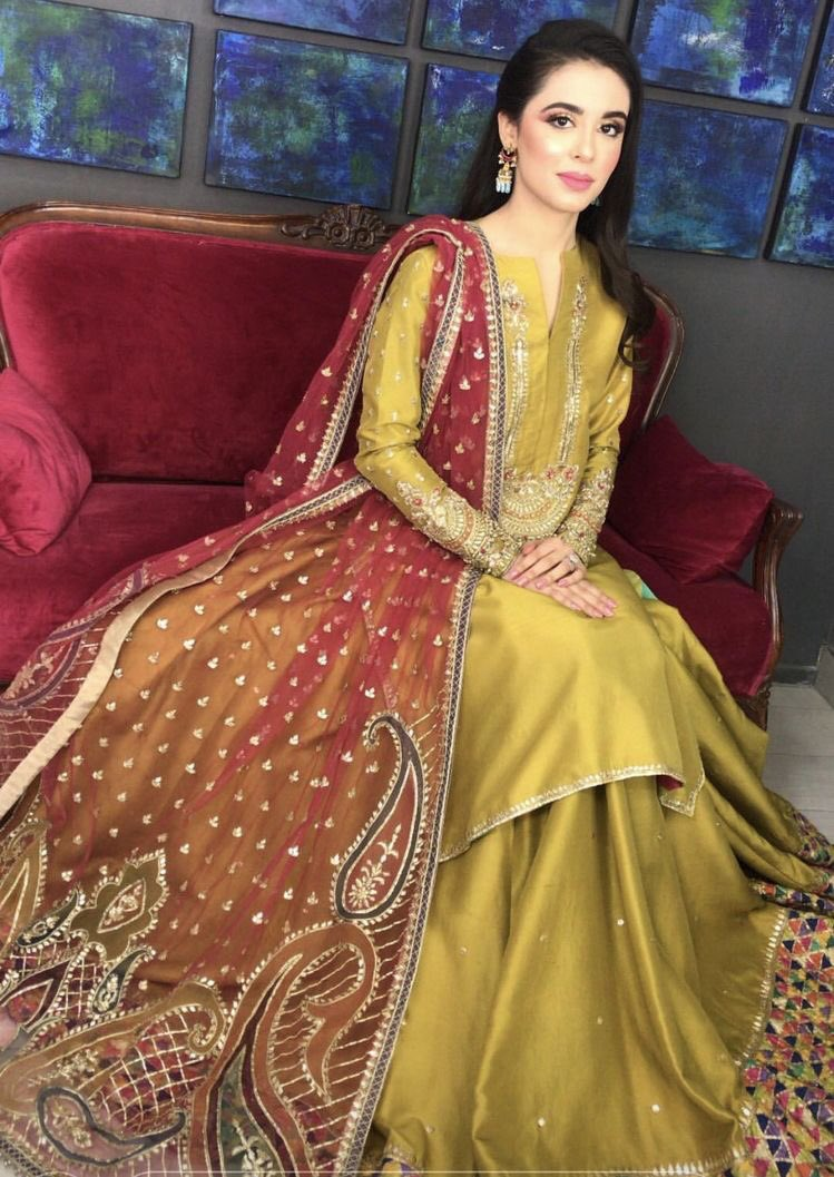 7f0079579e Latest Wedding Dresses In Lahore Pakistan