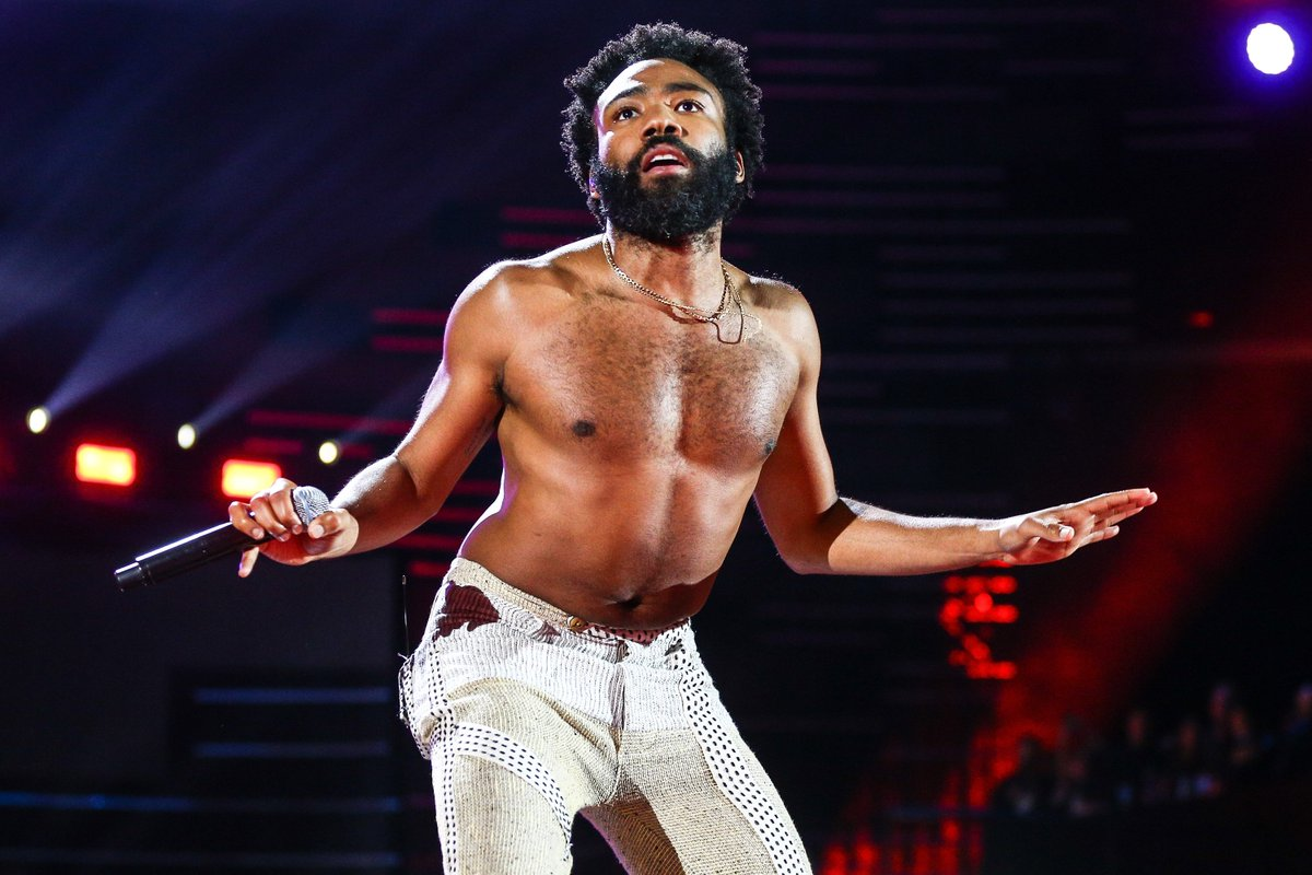 Pitchfork's photo on This Is America