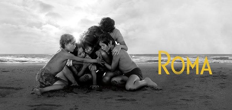 #Roma de #AlfonsoCuaron é eleito o melhor filme do ano pelo #Bafta o Oscar britânico #ROMACuarón #EEBAFTAs Filme mexicano venceu direção e filme estrangeiro