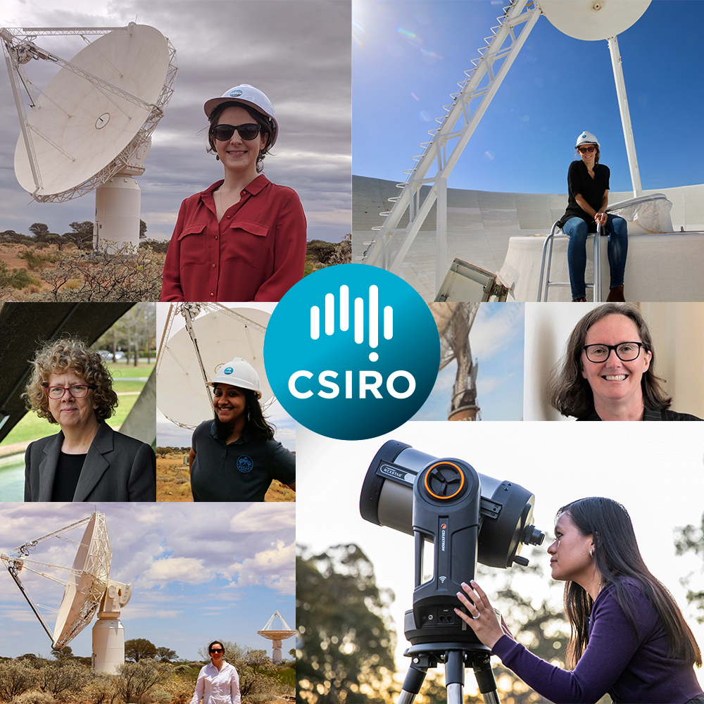 CSIRO_ATNF's photo on #WomenAndGirlsInScience