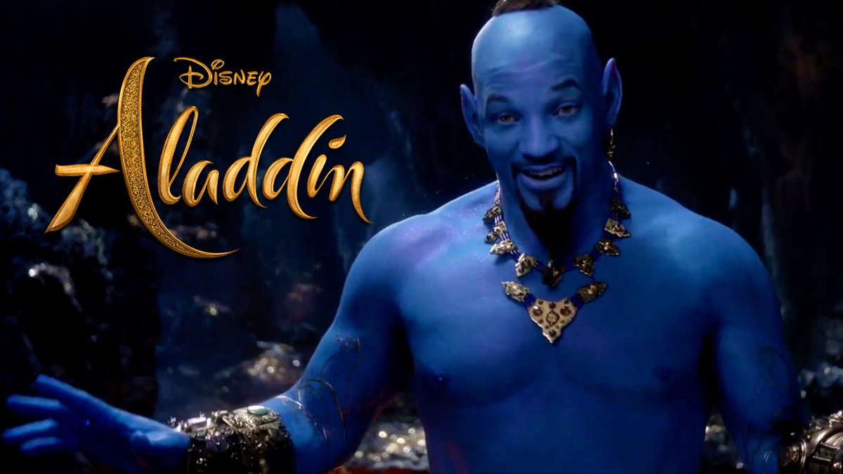 GameSpot's photo on will smith as the genie