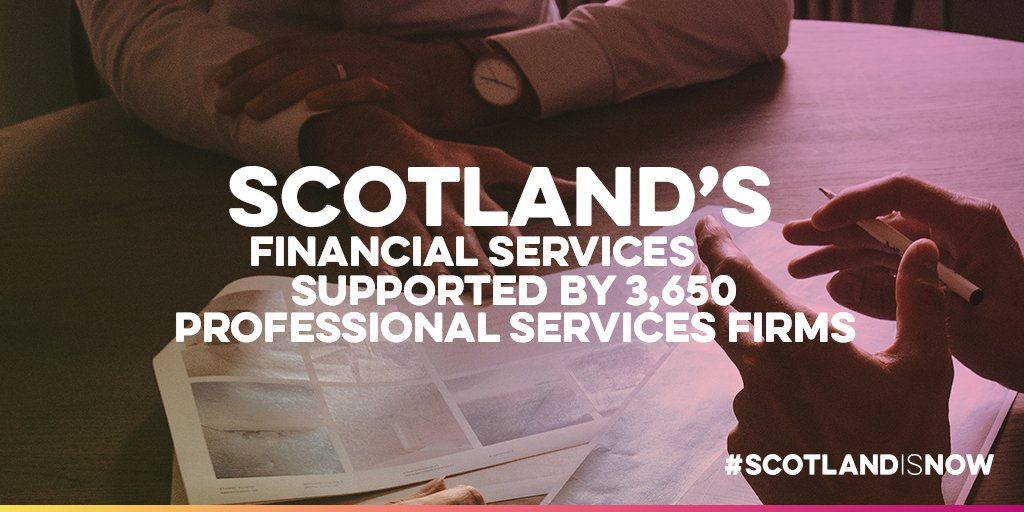 Invest in Scotland and you'll be in good company. Many of the word's leading legal, accountancy and consultancy firms are located here. Just one reason why #ScotlandIsNow for #financialservices. #InvestScotland #fintech @FinTechScotland   Find out more ➡ http://ow.ly/69Qd30nBhKg