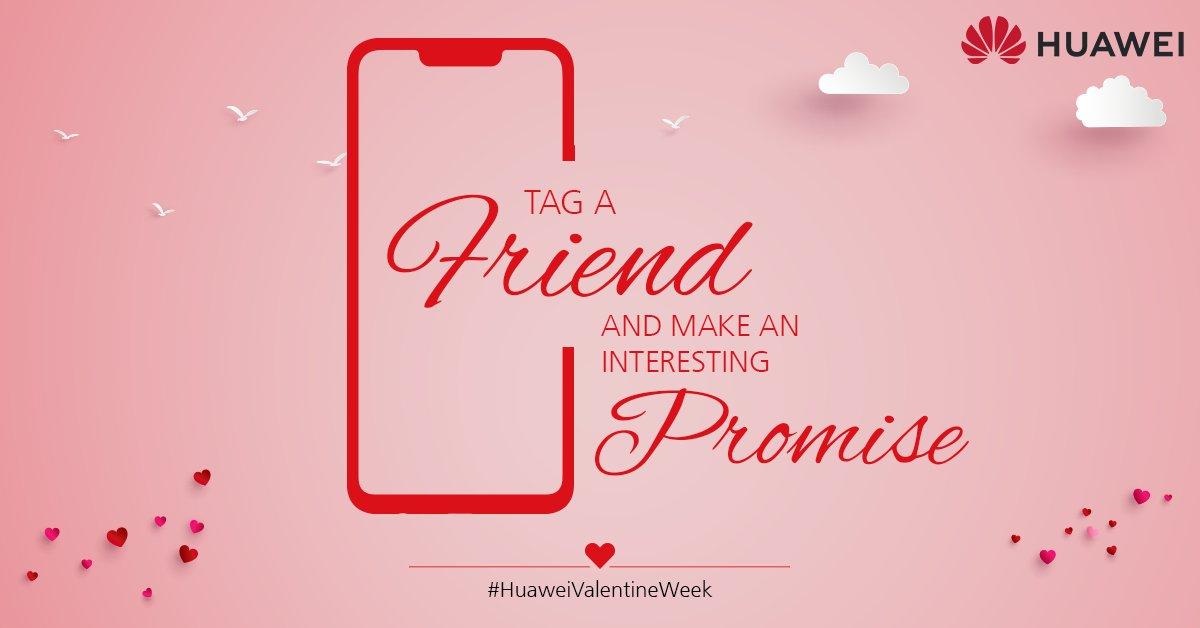 Huawei India's photo on #PromiseDay