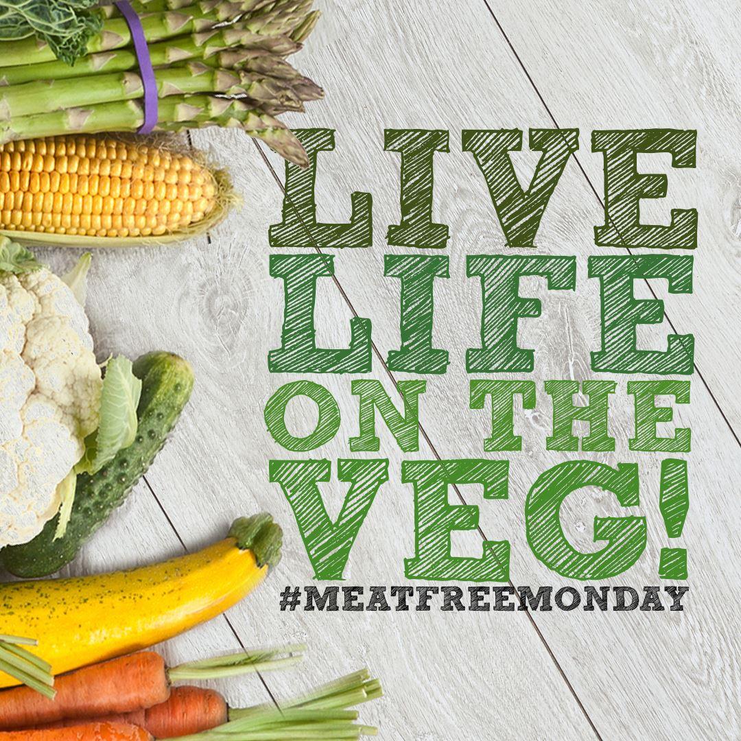 Meat Free Monday's photo on #MeatFreeMonday