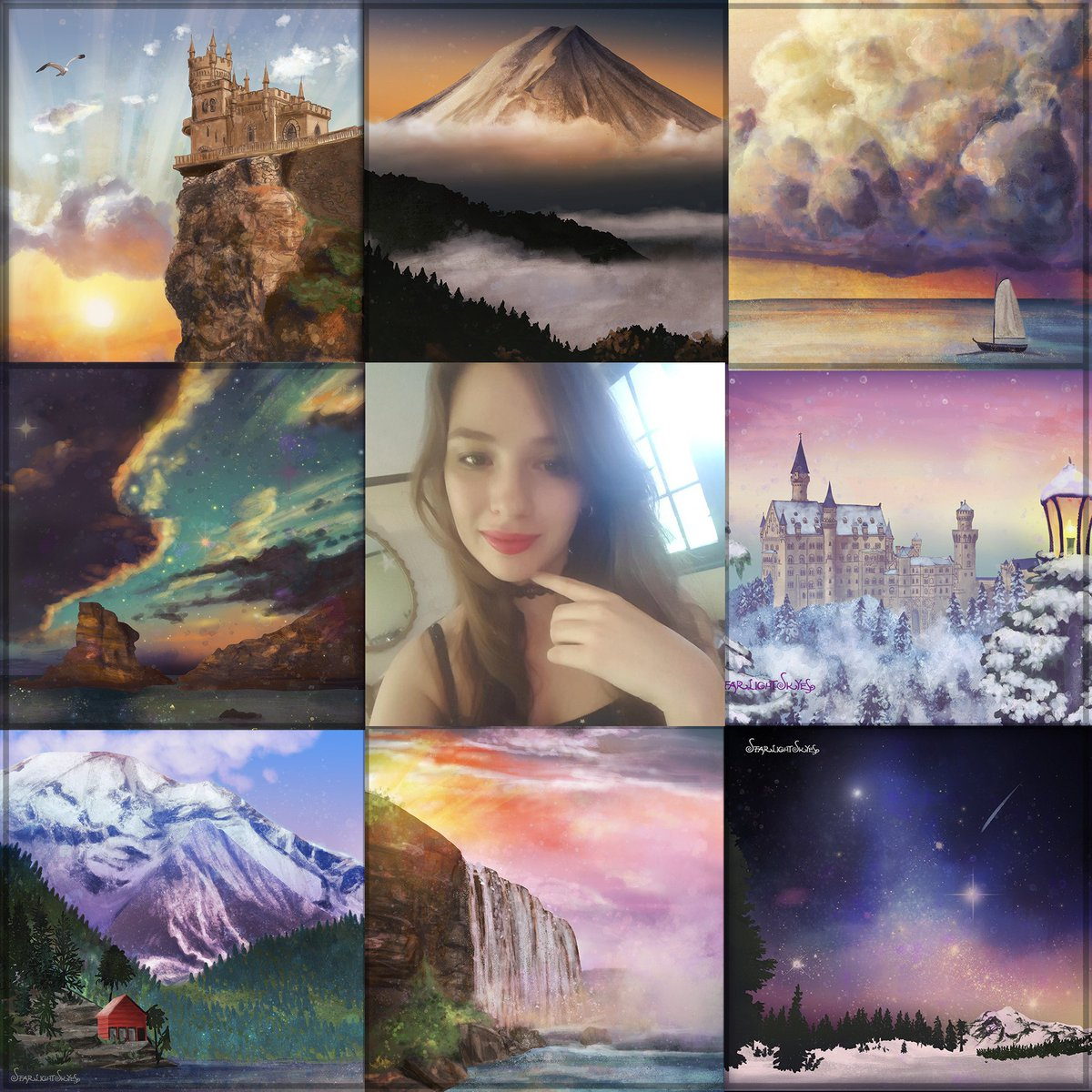 Star  ଘ(੭ˊ꒳ˋ)੭✧GDC & Pax East's photo on #artvsartist