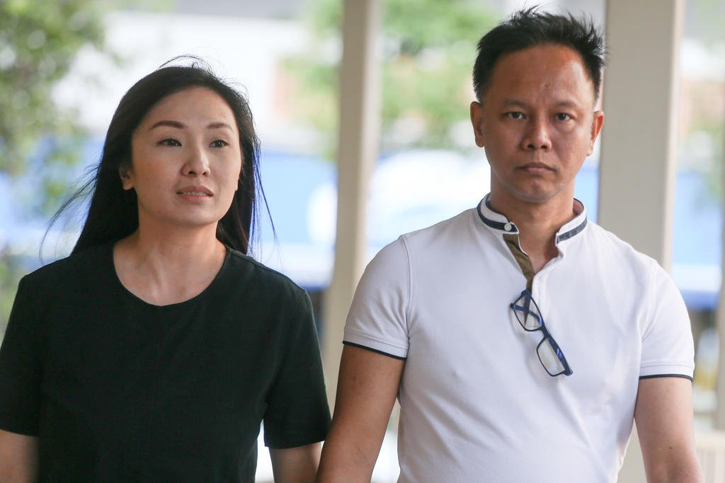 Jail terms for couple who punched, forced maid to drink dirty mop water https://tdy.sg/2tj1Xge