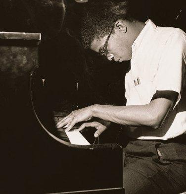 Herbie Hancock during the recording session for Wayne Shorter's Et Cetera album.  #jazz #jazzgiants #jazzpiano #bluenote