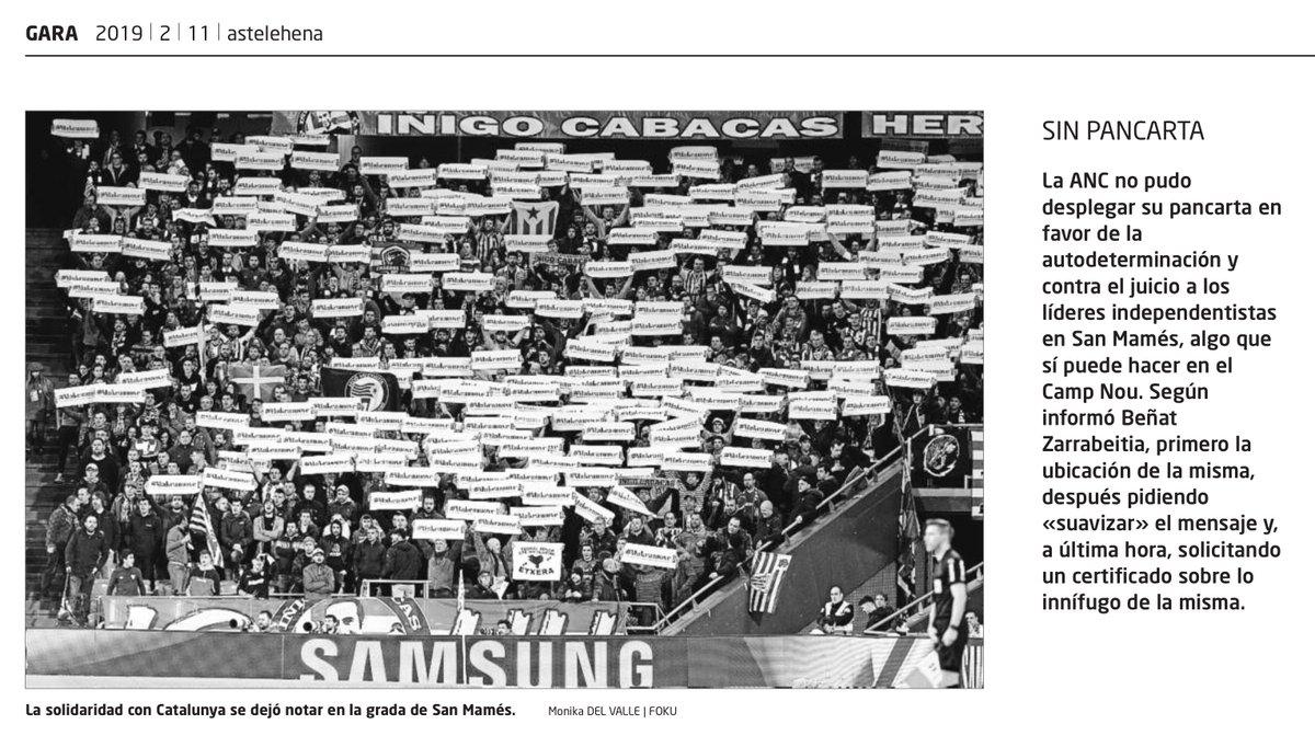 Euskal Herria Kirola's photo on #athleticbarça