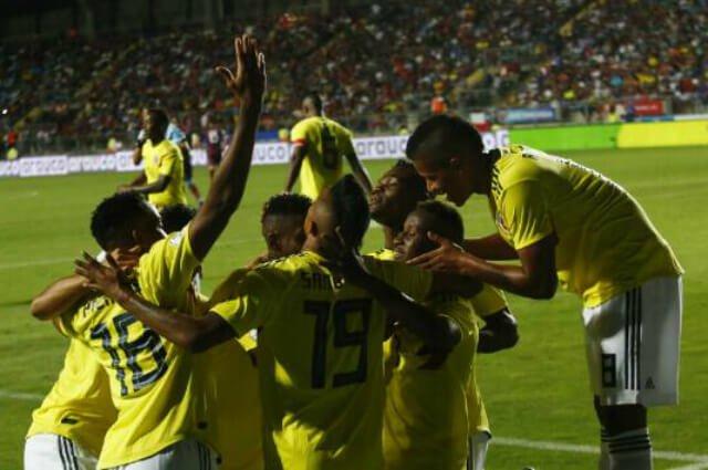 Gol Caracol's photo on Mundial Sub-20