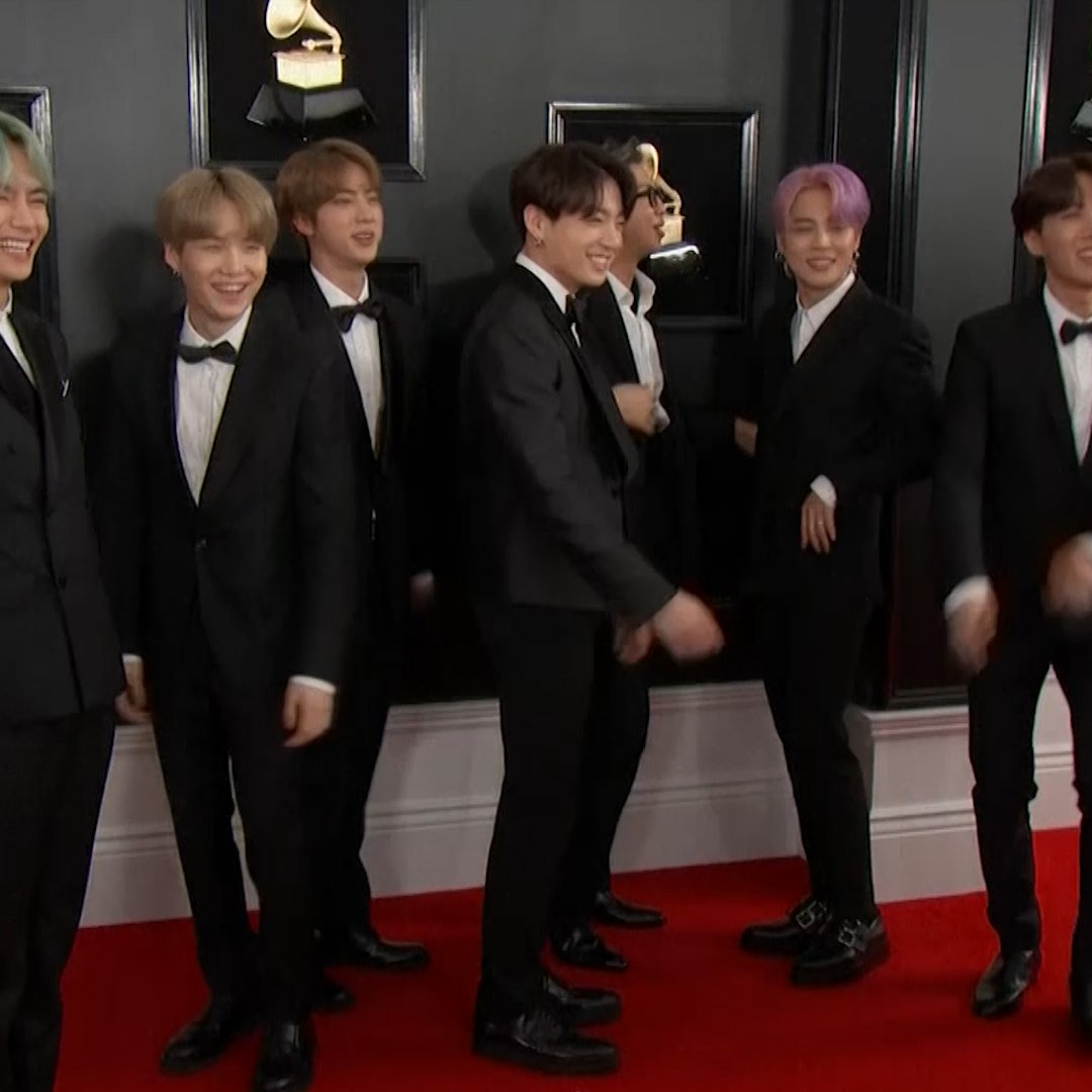 From Dolly Parton to BTS, here are the stars from the 2019 #Grammys red carpet: https://t.co/qn2xOHN5Dc https://t.co/Dkv6UXXUCj