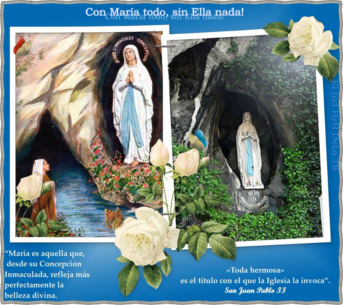 Guardia de Honor's photo on Nuestra Señora de Lourdes