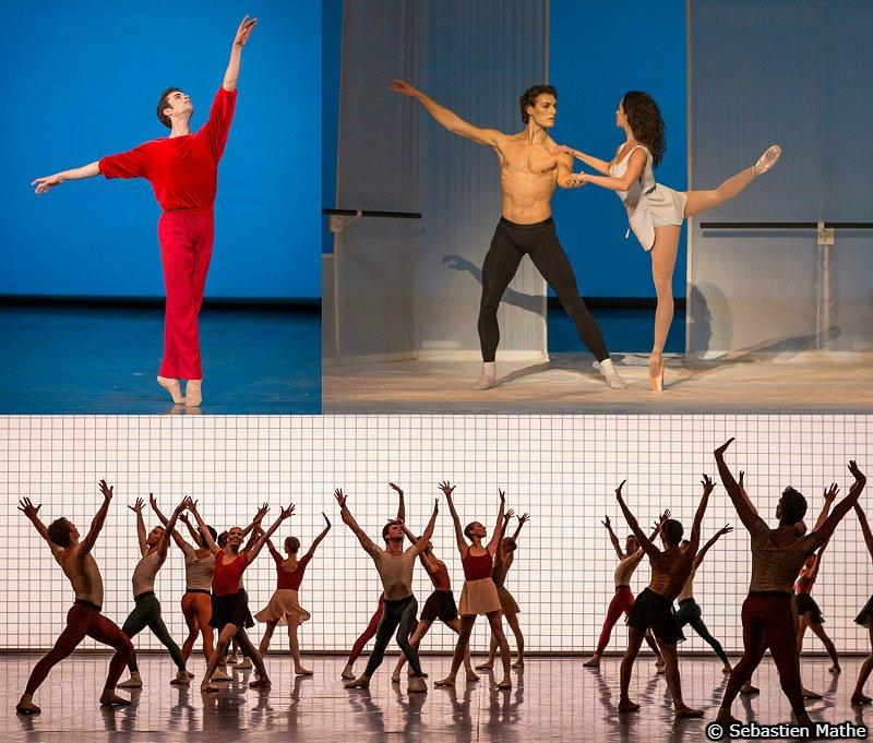 『パリ・オペラ座バレエ団「ジェローム・ロビンス トリビュート」』 2/11(月・祝)午後4:00⇒