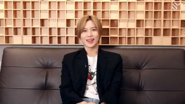 joy é taemdeok • WANT's photo on lee taemin