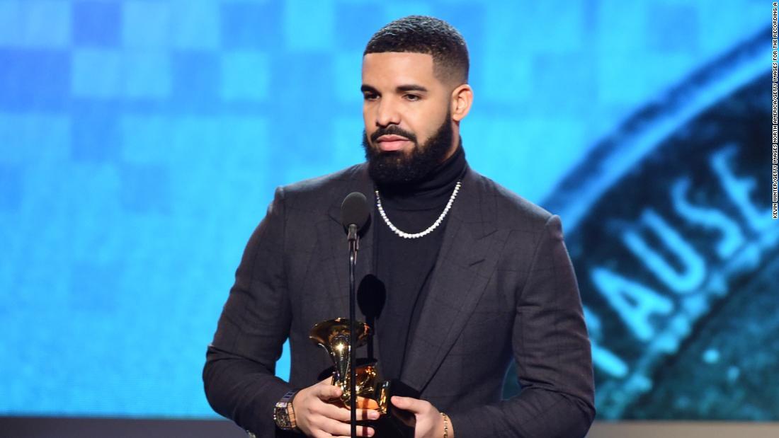 CNN's photo on Grammy