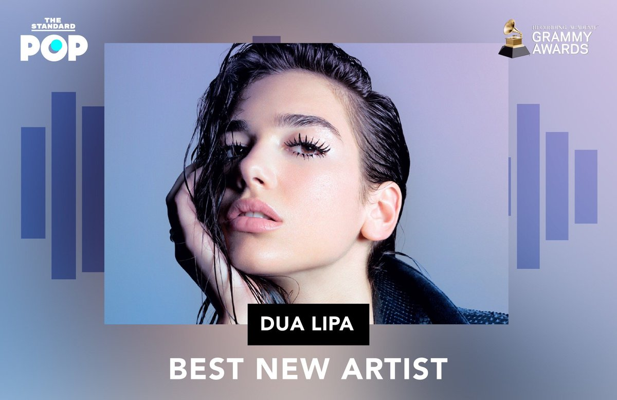 THE STANDARD POP's photo on #dualipa