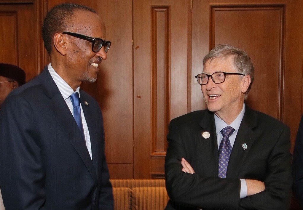 Under @PaulKagame, Rwanda has become a leader in promoting health across the continent. We had a great conversation about the importance of continued health investment.