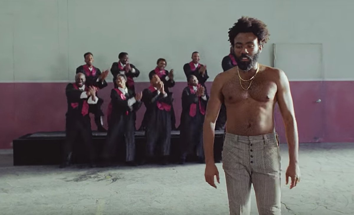 PAPELPOP's photo on This Is America