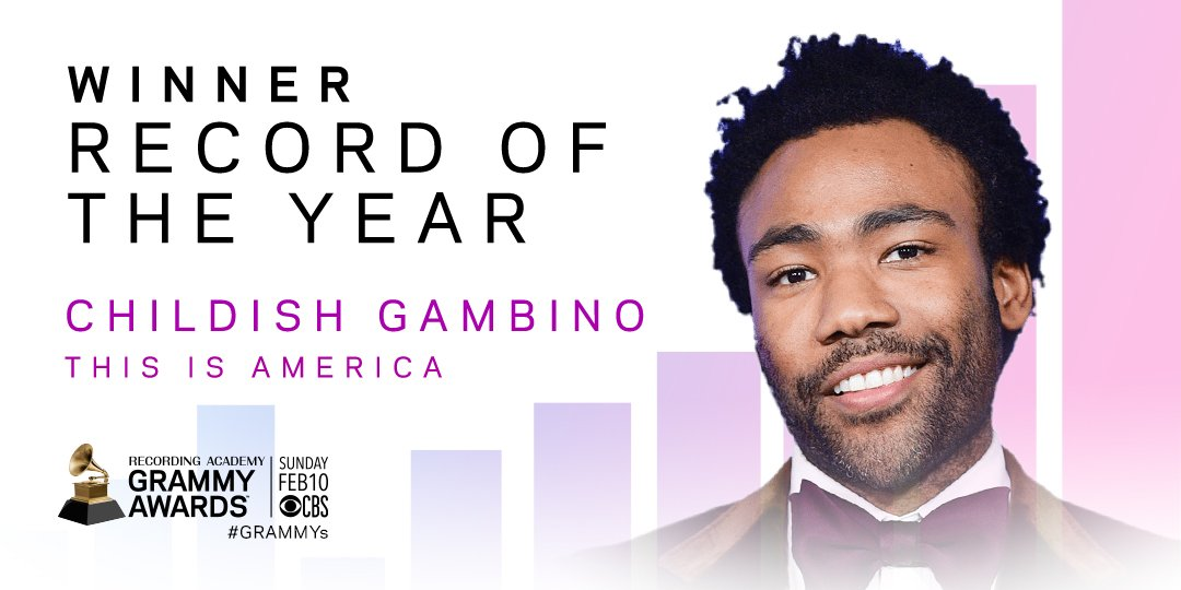 Recording Academy / GRAMMYs's photo on Record of the Year