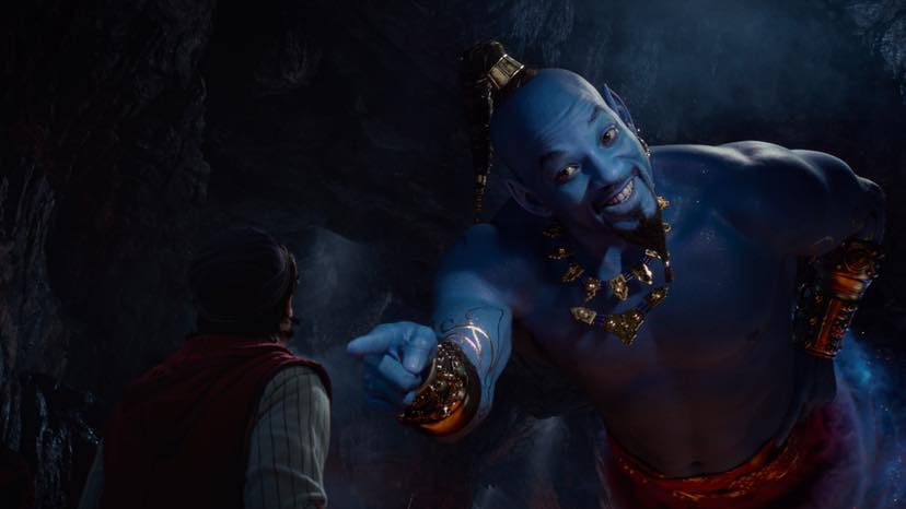 """How dare you stand where he stood"" - Harry Potter and the Deathly Hallows #Aladdintrailer #Aladdin2019<br>http://pic.twitter.com/SGW2u34PGh"