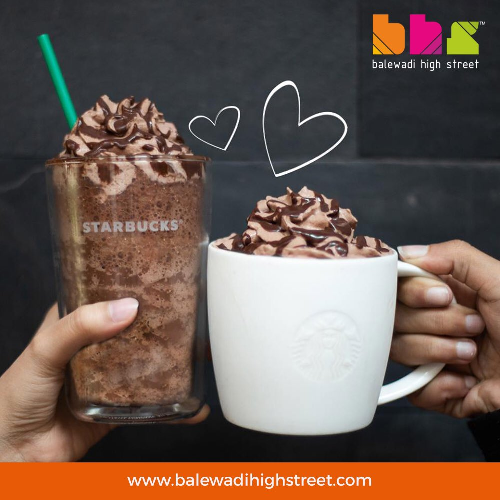 Coffee in your hand, love in the air! Who will you be sipping the #HazelnutDarkCocoaPraline with this Valentine's Day? #Starbucks #coffee #BHS #spoiltbychoice #lifeatbhs #worldcuisine #hangout #placetobe #drinkstagram #drinkporn #foodporn #foodiehub #Unwindafterwork #chillout