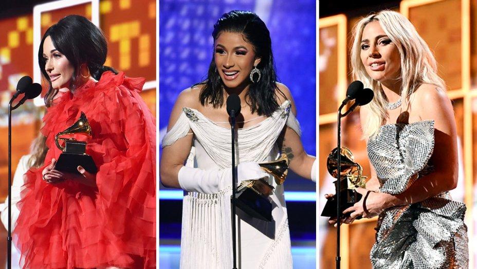 #GRAMMYs: 31 women take home awards https://t.co/C8mDo3brza https://t.co/gFNSPHJHWr