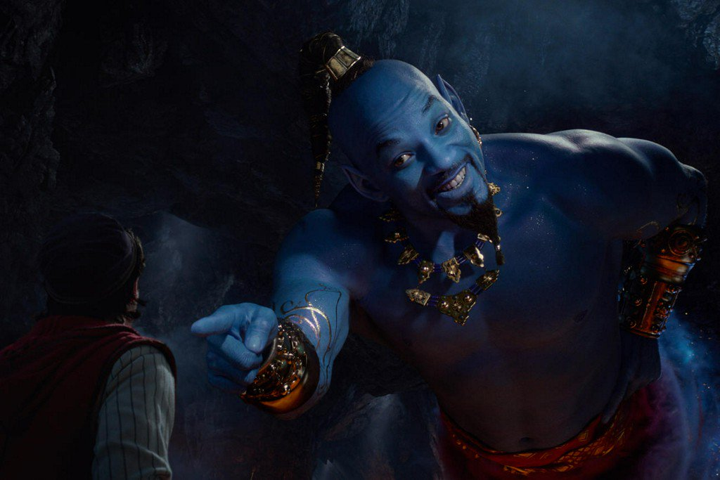 Just some good jokes about Will Smith the blue genie https://t.co/fOml2NyAPy https://t.co/t8eJrXIoNU
