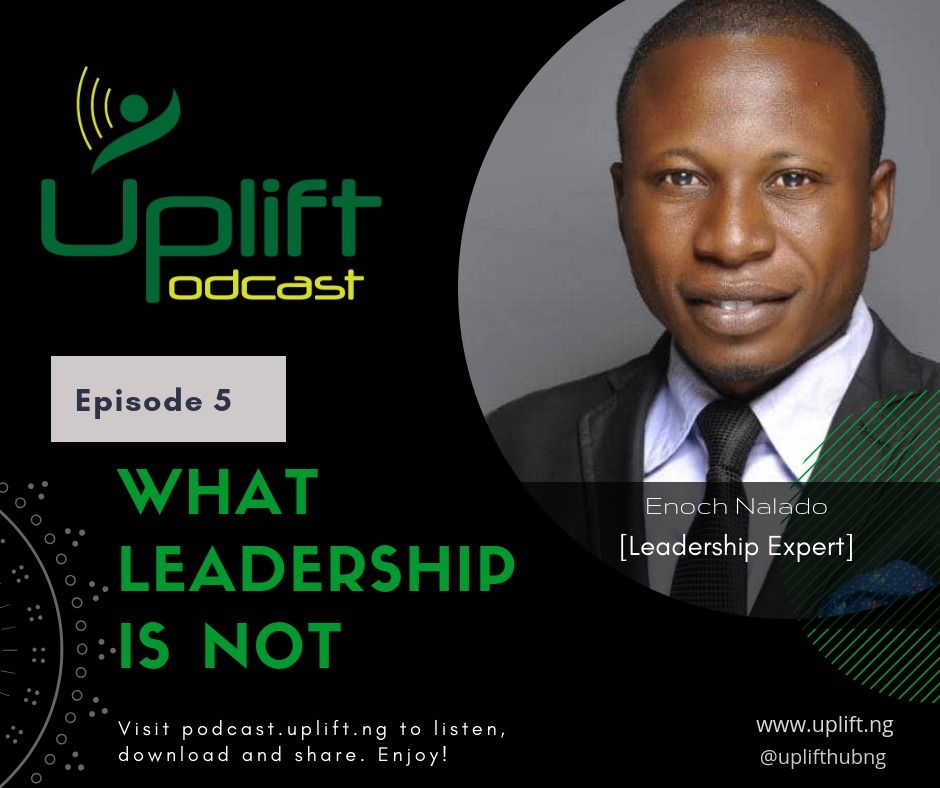 New Podcast Episode : the elections are fast approaching, get informed about the concept of leadership and most importantly what leadership is NOT to help you make informed decisions this election.#voteRight2019   https:// buff.ly/2RPkv1m  &nbsp;     #VoteNotFight #leadership #NigeriaDecides <br>http://pic.twitter.com/4YaCjcPBDU
