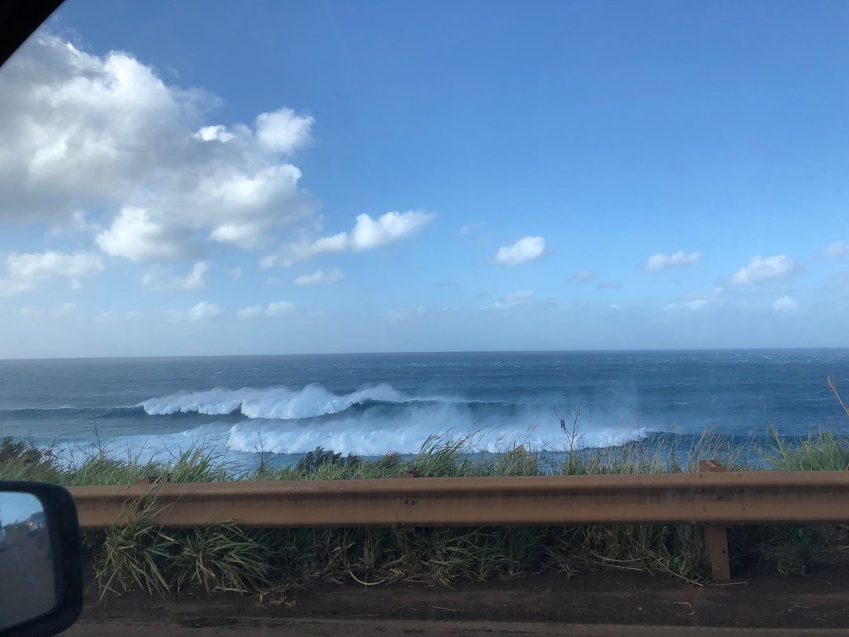 test Twitter Media - Extreme wind and high surf, Ho'okipa closed today. #cmweather #maui #surf #bigsurf #northshore https://t.co/MVQyAUg7iY