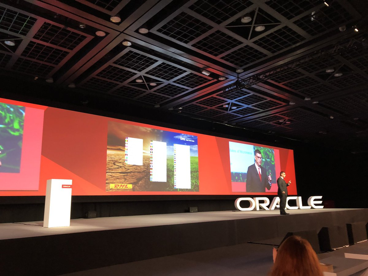 Enjoying @oracleopenworld #OOWDXB <br>http://pic.twitter.com/tDk94vs2vq