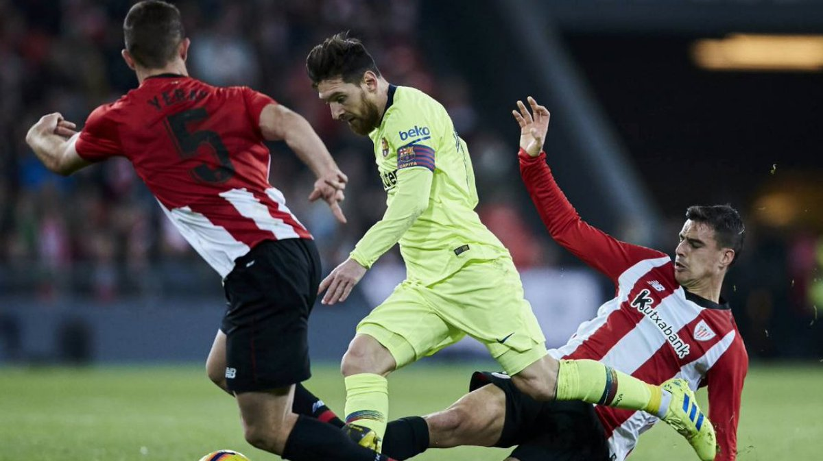 Valverde has given the squad two days off to recover from the week's matches.  Next weekend the team faces Valladolid. Then all hell breaks loose.