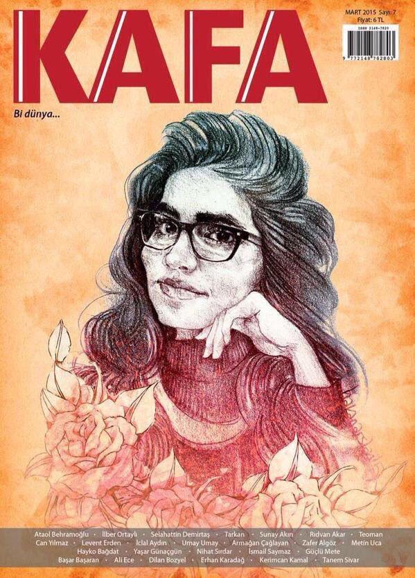 KAFA Dergisi's photo on #ÖzgecanAslan