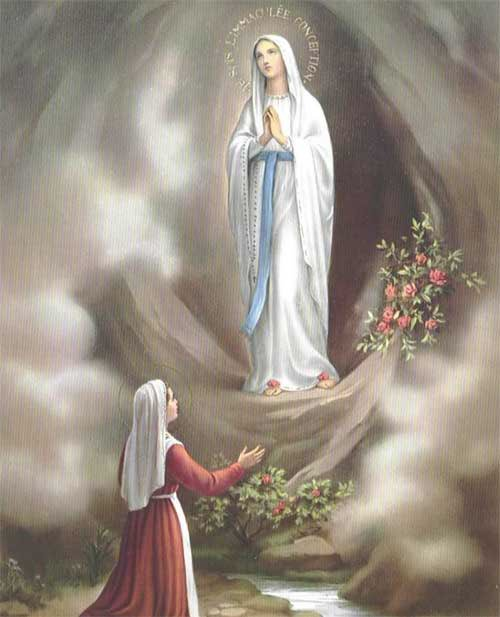 St. Ann Youth Ministry's photo on our lady of lourdes