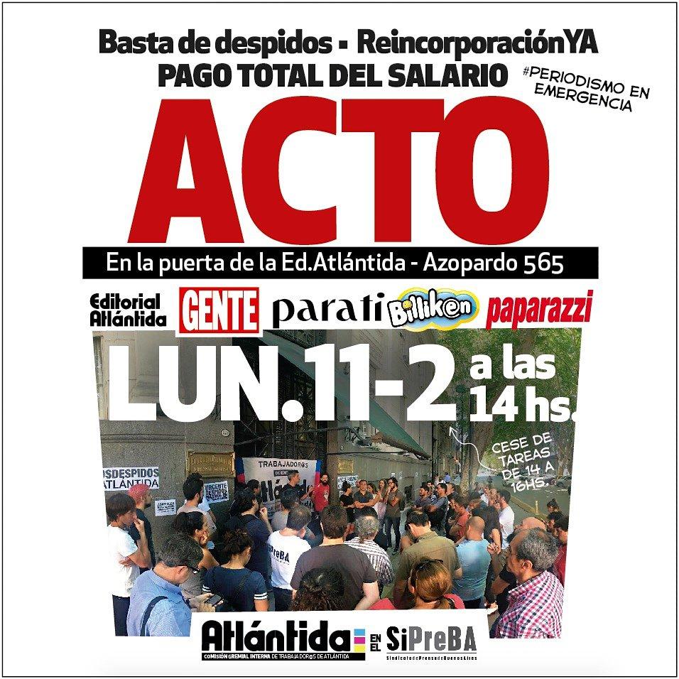 Mauricio Polchi's photo on editorial atlántida