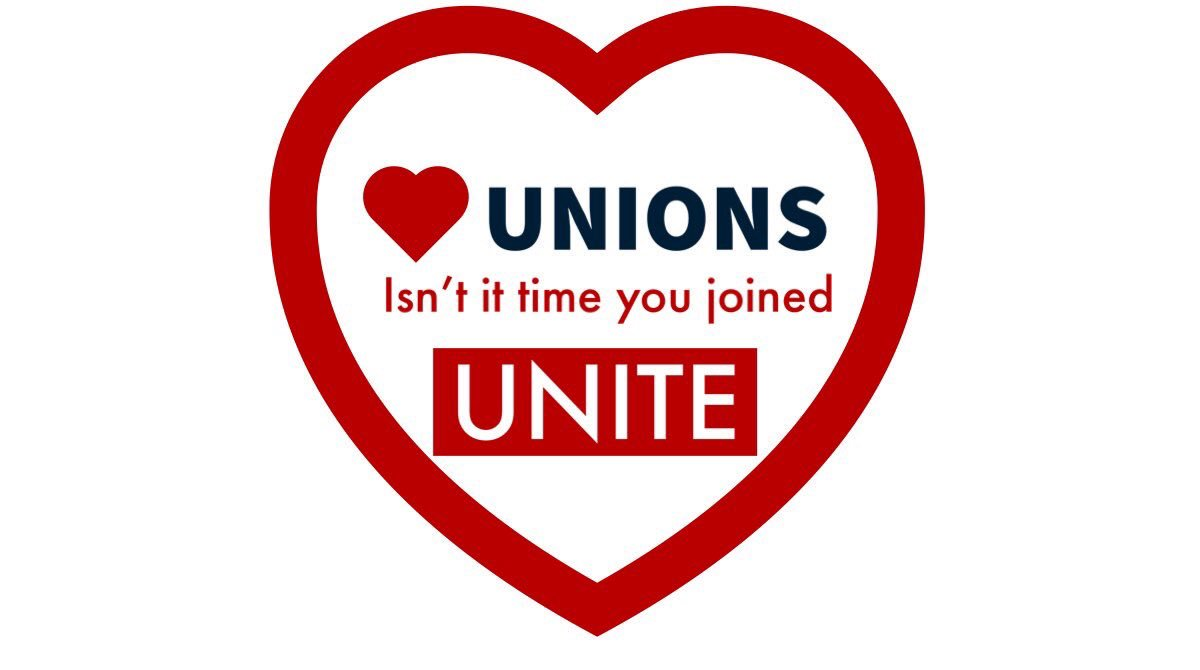 Unite Wales Youth's photo on #HeartUnions
