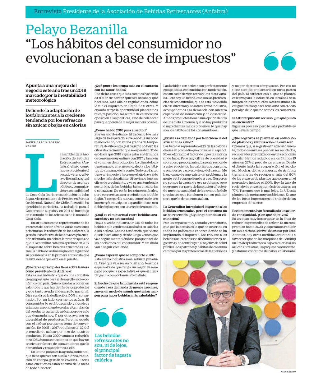 Bebidas Refrescantes's photo on Consumidor