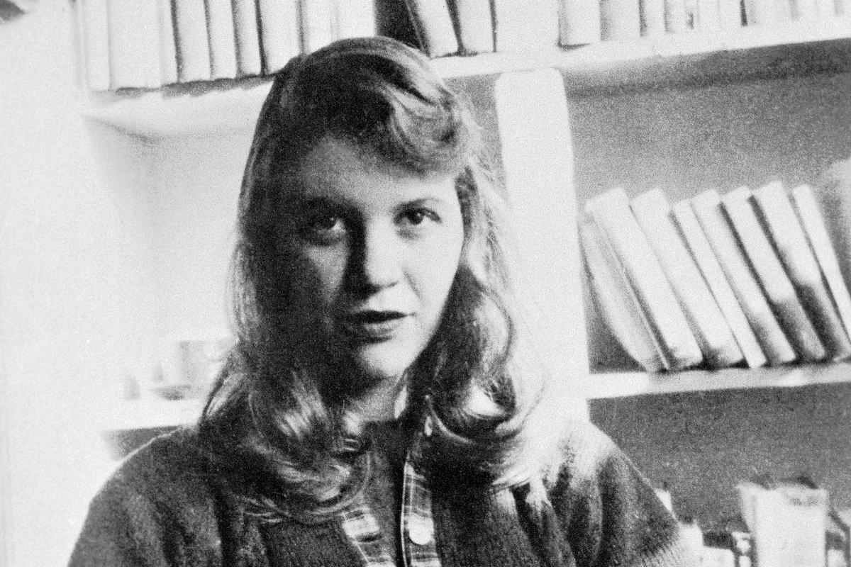 Interno Poesia's photo on Sylvia Plath