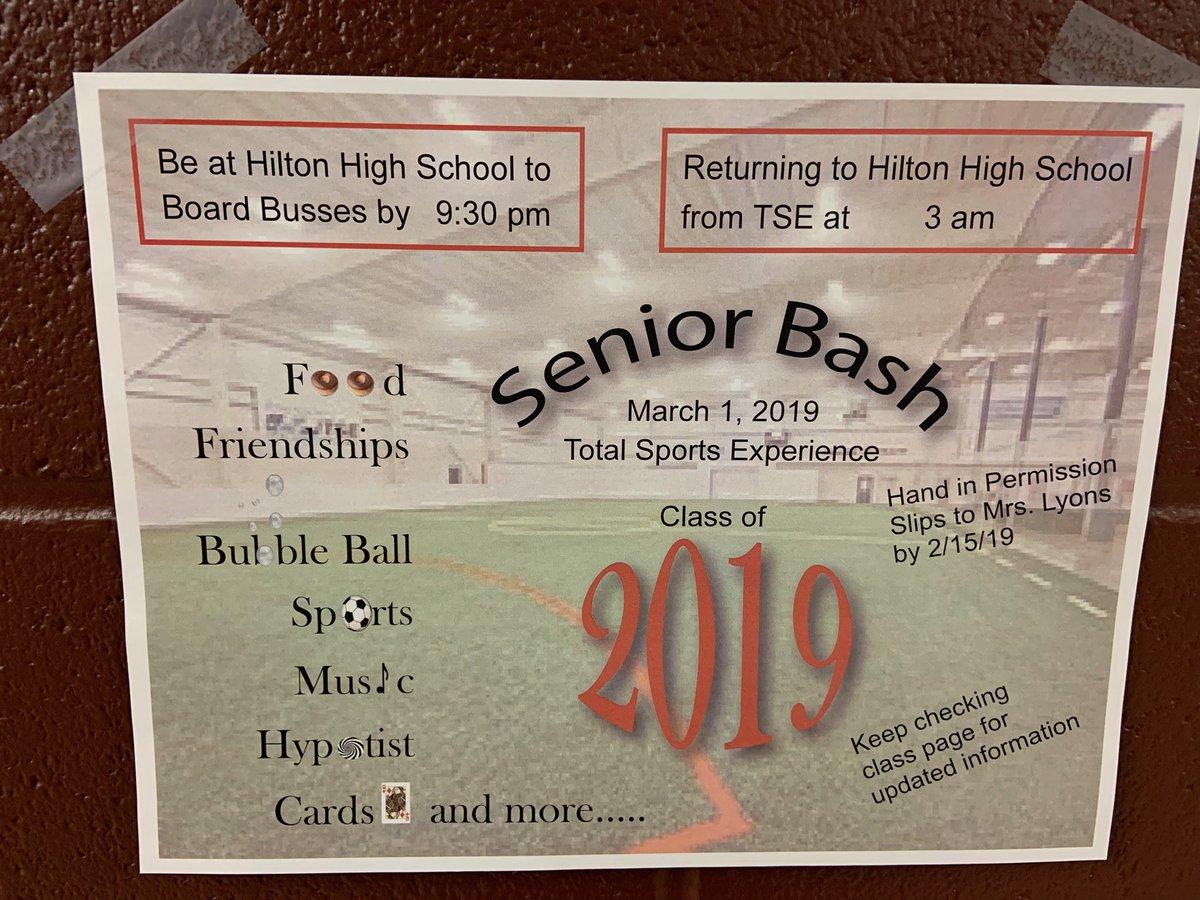 Seniors #ClassOf2019 @CadetCrew2019