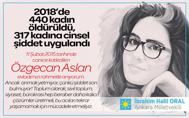 İbrahim Halil Oral's photo on #ÖzgecanAslan