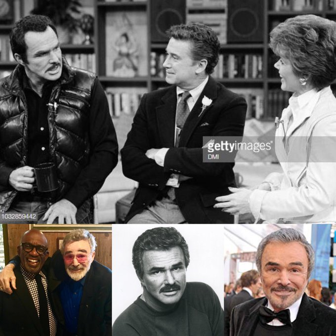 Happy 83 birthday to Burt Reynolds up in heaven. May he Rest In Peace.