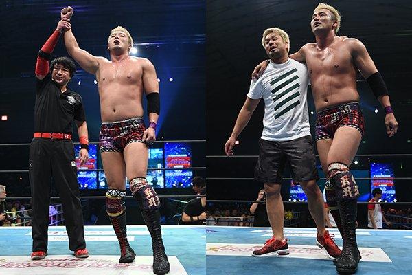新日本プロレスリング株式会社's photo on オカダ