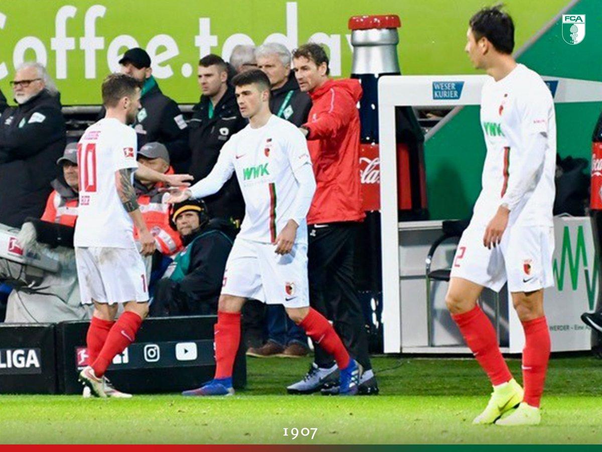 FC Augsburg's photo on #SVWFCA